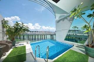 Premium water villa , Hibiscus Port Dickson