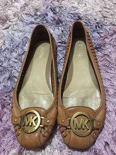 michael kors flat shoes