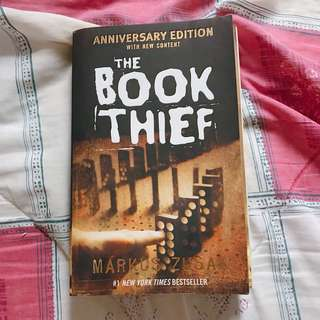 The Book Thief: Anniversary Edition by Markus Zusak