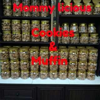 Cookies Choc Chip Crunchy