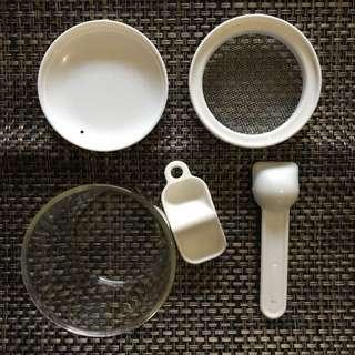 Alat pembuat bubur bayi di rice cooker