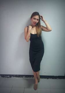Bodycon Black Dress