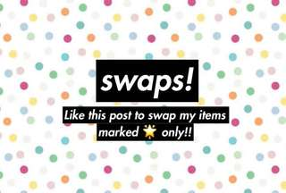 LIKE THIS POST FOR A SWAP!