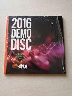DTS 2016 Demo Disc (DTSX DTSHD DTS-X DTS-HD)