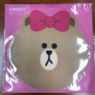 BN Line Bear Cleo Mousepad