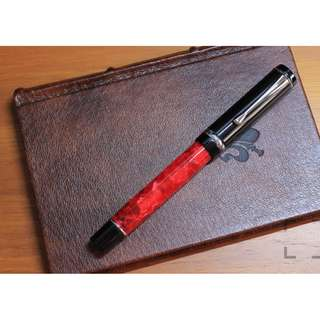 🚚 Conklin Duragraph F fountain pen