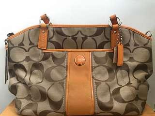 Coach secondhand handbag