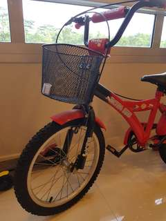 Bmx 16 inch bicycle