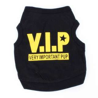 VIP Dog clothes