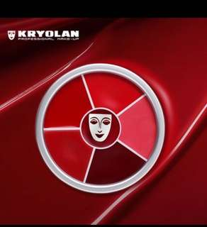 Kryolan Lip Rouge Wheel
