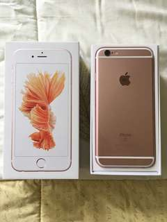 Iphone 6s 16GB Globe Locked