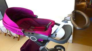 Stokke Xplory Series Stroller with Accessories Bag