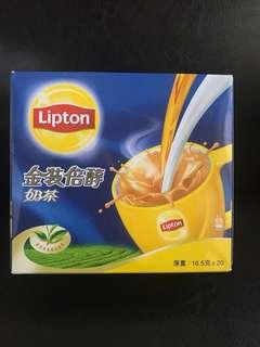 立頓 Lipton 金裝倍醇奶茶 即沖 milk tea