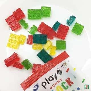 🚚 3D積木軟糖
