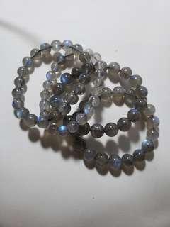 蓝光⭕拉長石/Labradorite