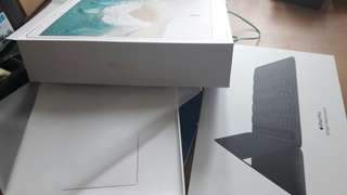 ipad + smark keyboard boxes