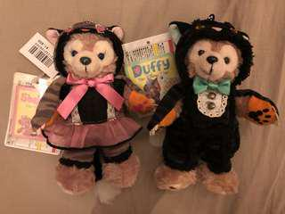 日版 Disney Duffy & Shelliemay 2014 萬聖節特別版