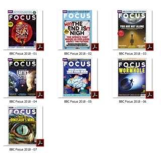 BBC Focus 2018 [eMagazine]