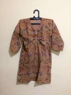 Preloved Blouse Batik