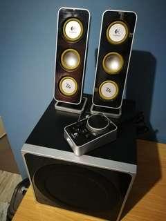 Logitech Z4 2.1 Speaker