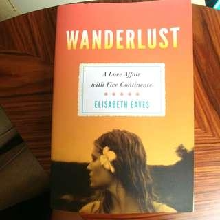 Wanderlust - Elisabeth Eaves