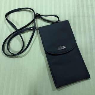 Brand new original unisex Samsonite travel document holder with adjustable and detachable strap