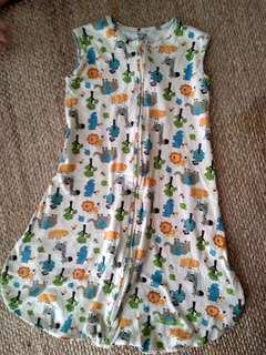 BB睡袋 swaddle me summer infant sleeping bag size M