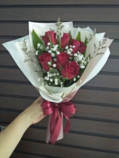 Promotion Roses Bouquet.