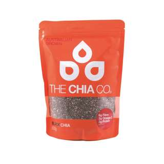 The Chia Co. Australian Grown Chia Seed Black 500g