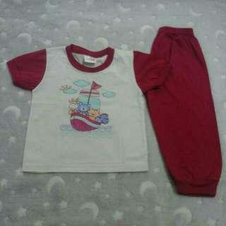 40 helai pakaian baby boy 0-1 tahun