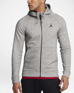 Jordan Wings Fleece Hoodie Size Large, Brand New