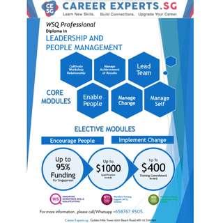 WSQ Professional Diploma