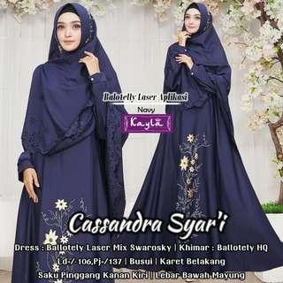Casandra Syar'i
