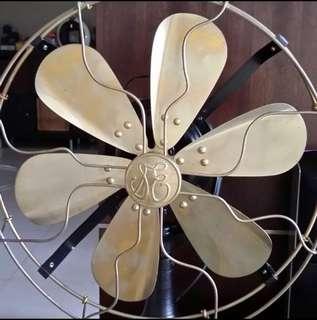 GE table Fan