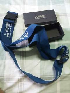mitsubishi electric blue accessories