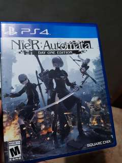 PS4 Game: Nier Automata