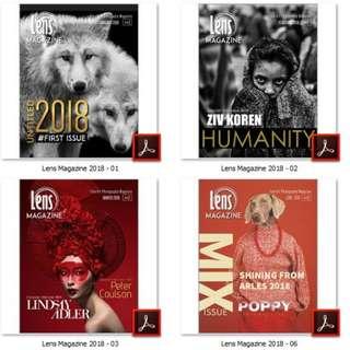 Lens Magazine 2018 [eMagazine]