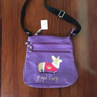 Corgi Sling Bag