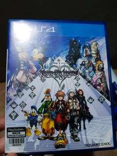 PS4 Game: Kingdom Hearts HD 2.8