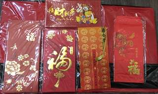 Red Packets / angpow / cny