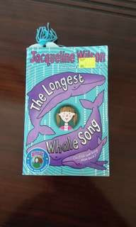 The longest whale song (english novel)