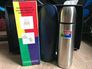 18-10 Stainless Steel Thermal Bottle