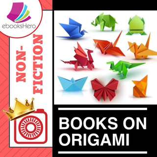 42 Books on Origami