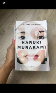 Haruki Murakami bundle (4 novels set)