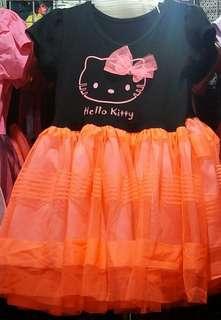 Tutu Dress Hello Kitty