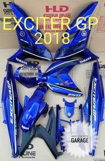 Y15ZR Exciter GP 2018