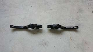 Bmw r1200gs oil cool foldable lever
