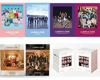 [PREORDER-SPECIAL WANNA ONE BATCH PROMO]