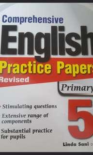 Brand New English Assessment for Pri 5