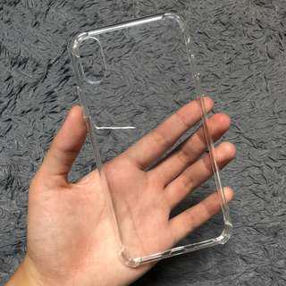 IPHONE X ANTI CRACK CASE
